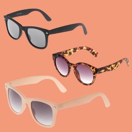 Die richtige Sonnenbrille