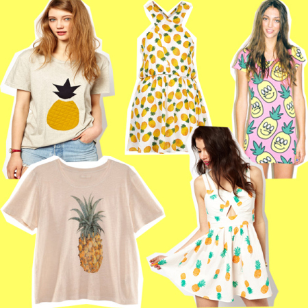 Ananas Mode