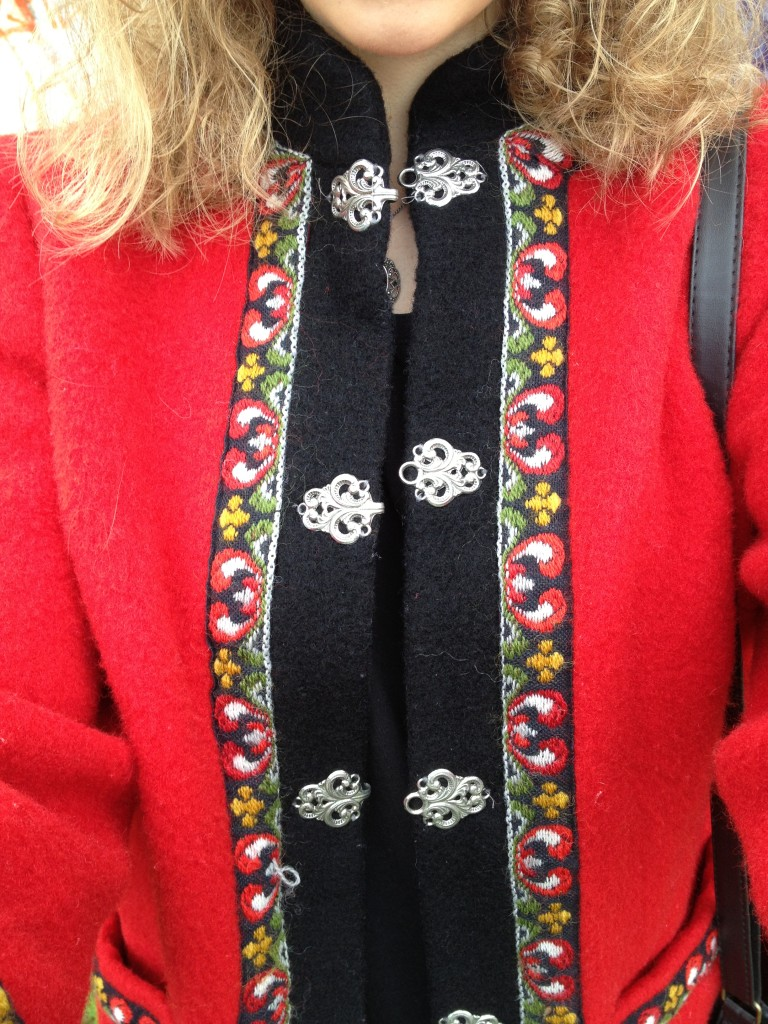 trachtenjacke outfit