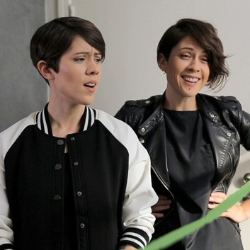 tegan and sara dogs