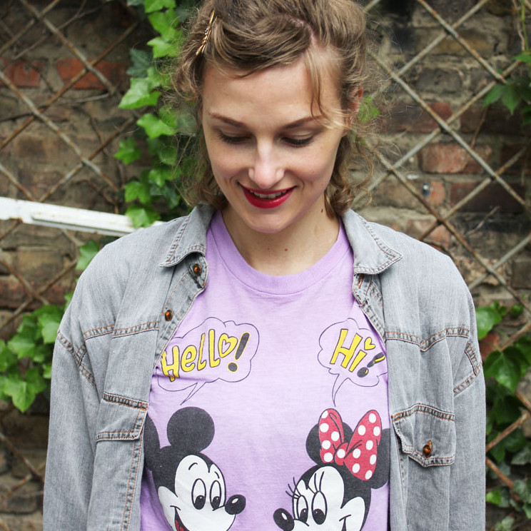 Outfit Mickey Mouse Shirt