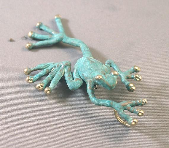 frosch anhänger