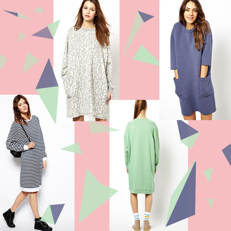 Pullover Kleid Sale Asos