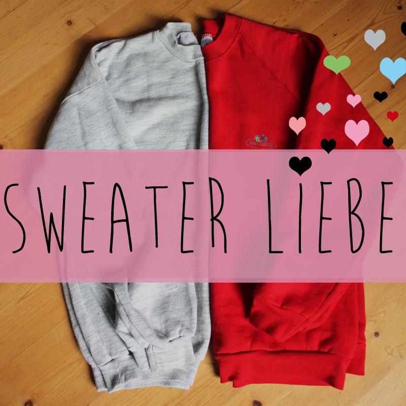 Sweater Liebe