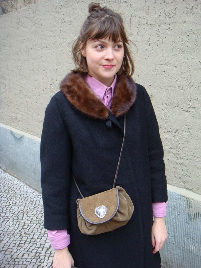 Widleder Tasche: Vintage