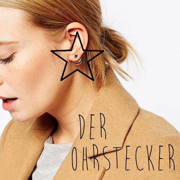 Haben Wollen Ohrstecker