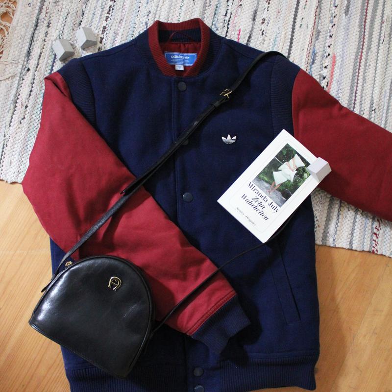Collage Jacke Adidas