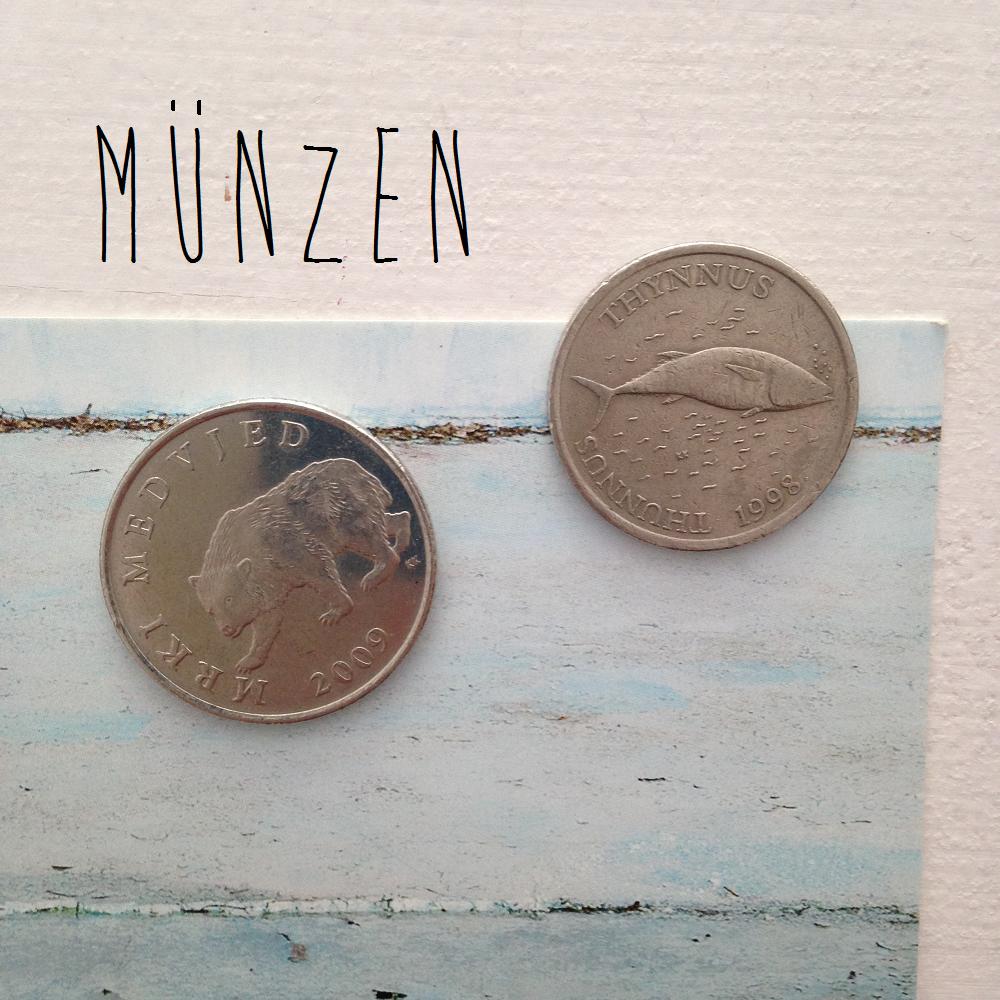DIY Münzen