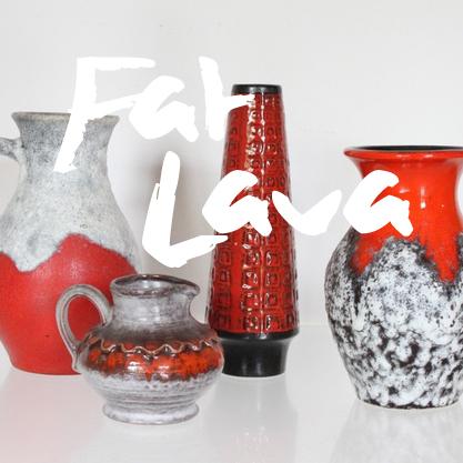 Fat Lava Keramik