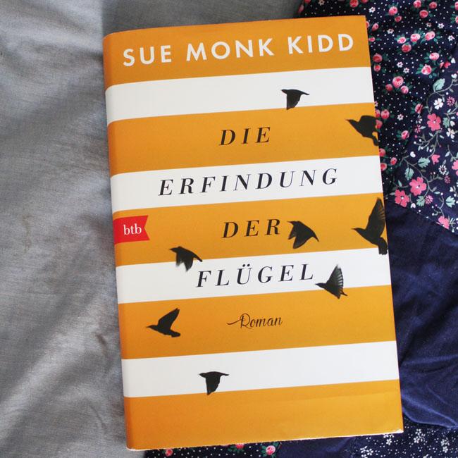 Sue Monk Kidd_Die Erfindung der Flügel
