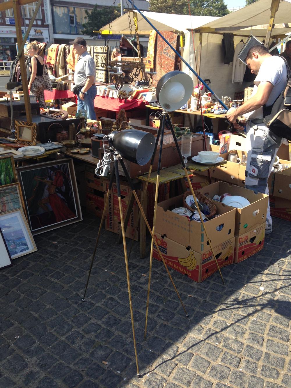 flohmarkt leopoldplatz