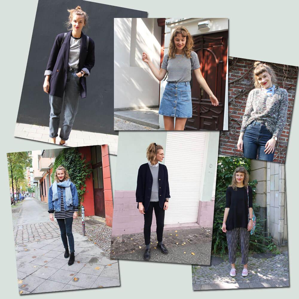 Outfit Rückblick 2015