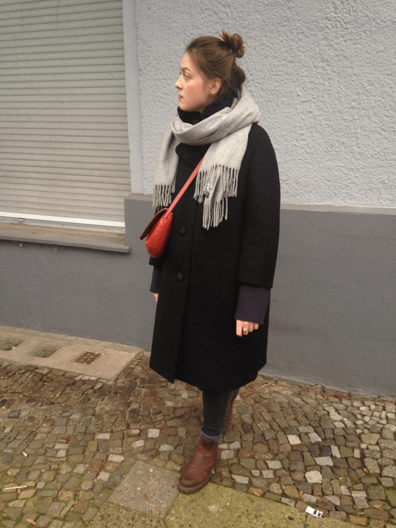 vinage coat winter