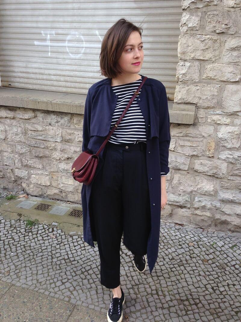 outfit streifenshirt