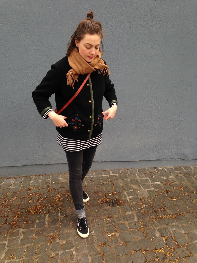 vintage outfit Trachten
