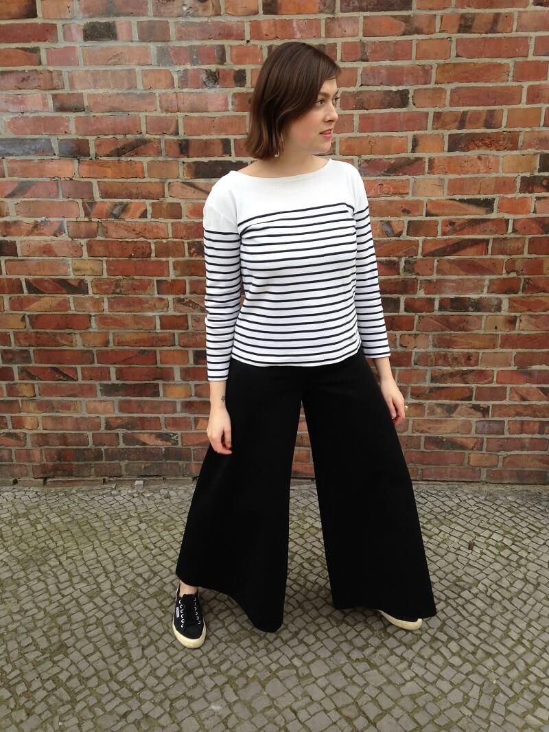 vintage wide leg pants