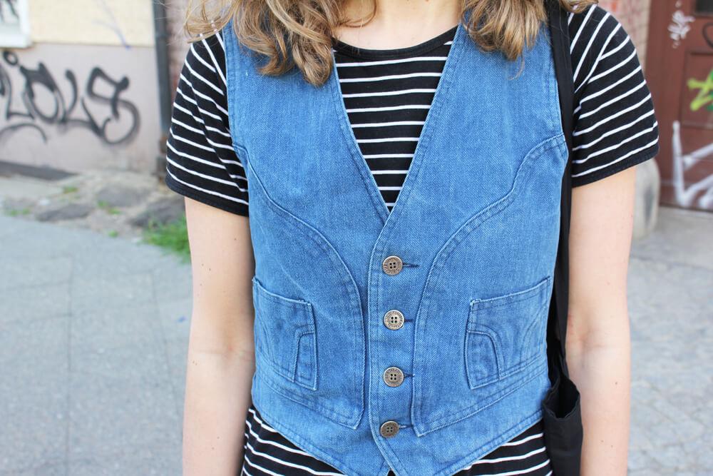 Jeansweste 1