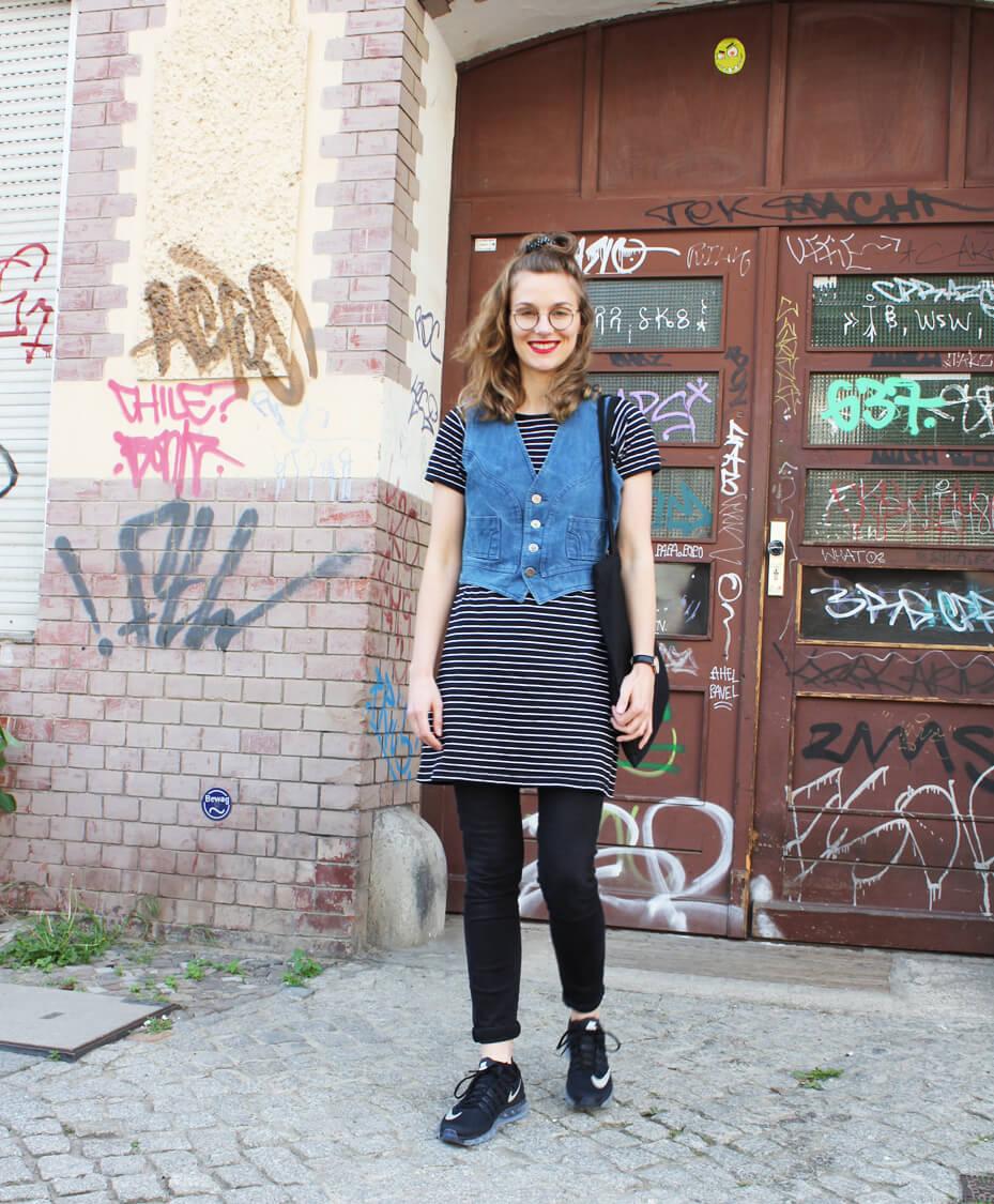 Jeansweste und Glasschuhe2