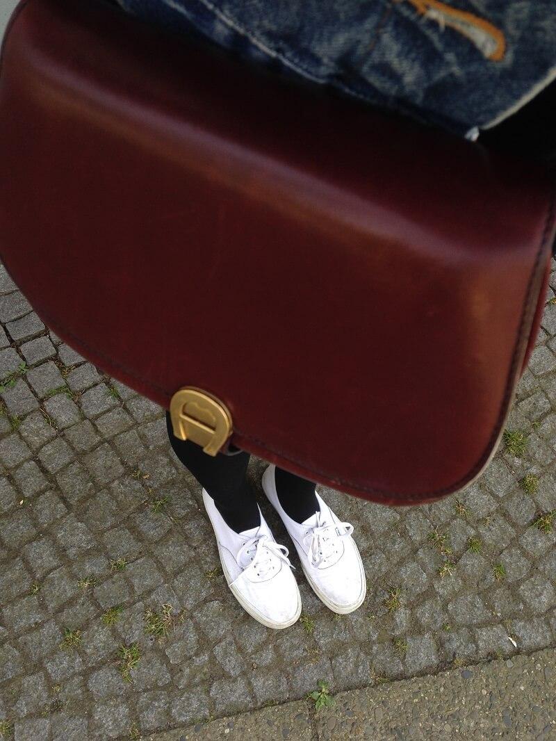 aigner vintage bag