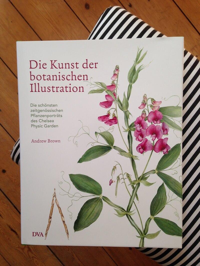 die kunst der botanischen Illustration