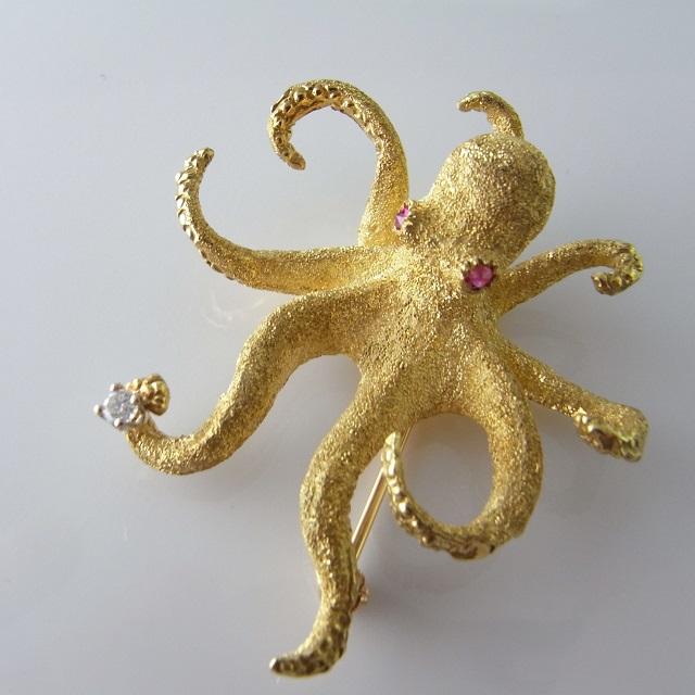 krake gold