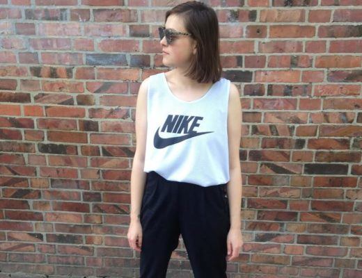 nike shirt outfit