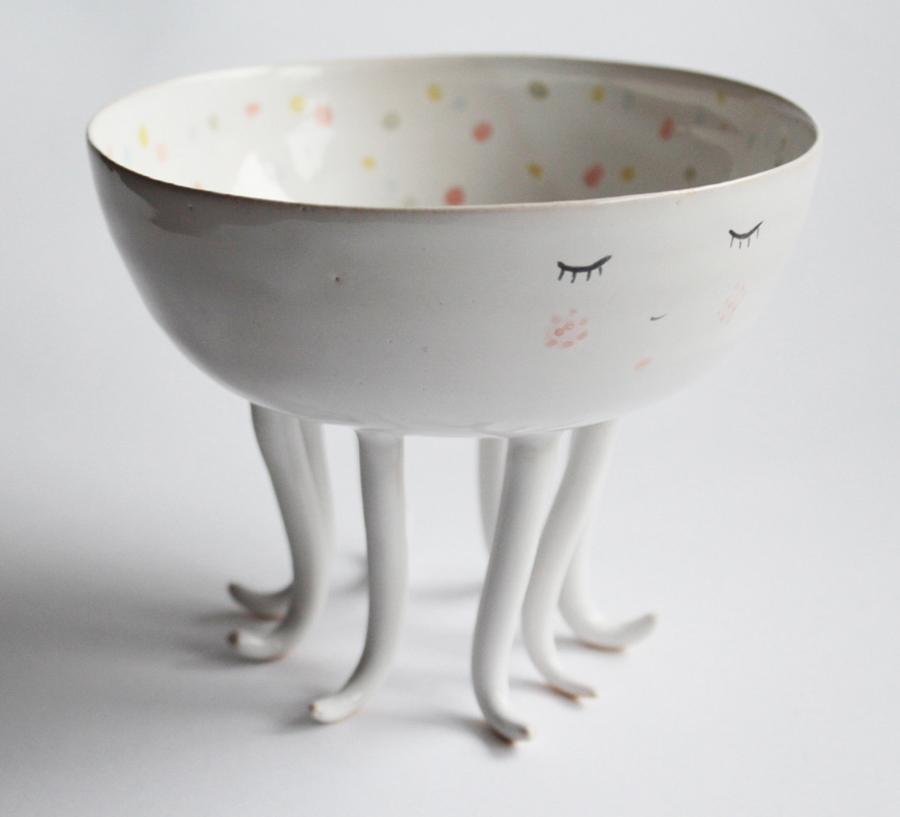octopus bowl