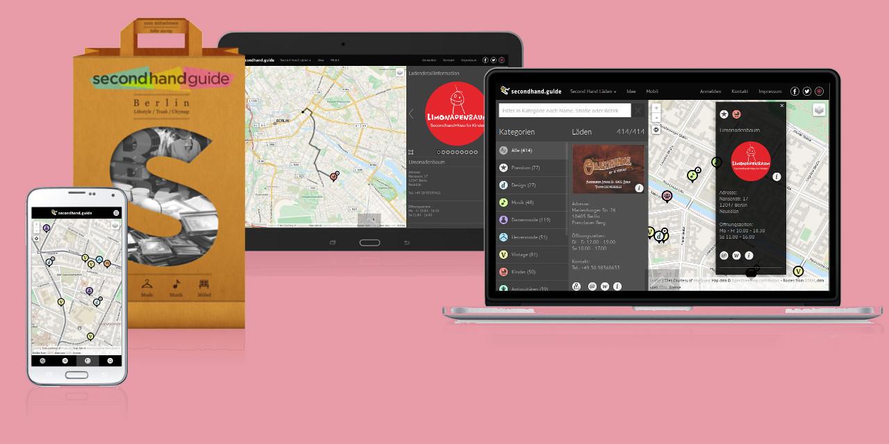 App Zeitschrift oder Desktop