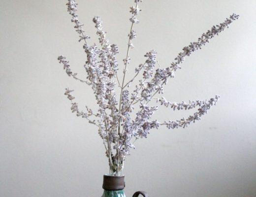 Walross vase