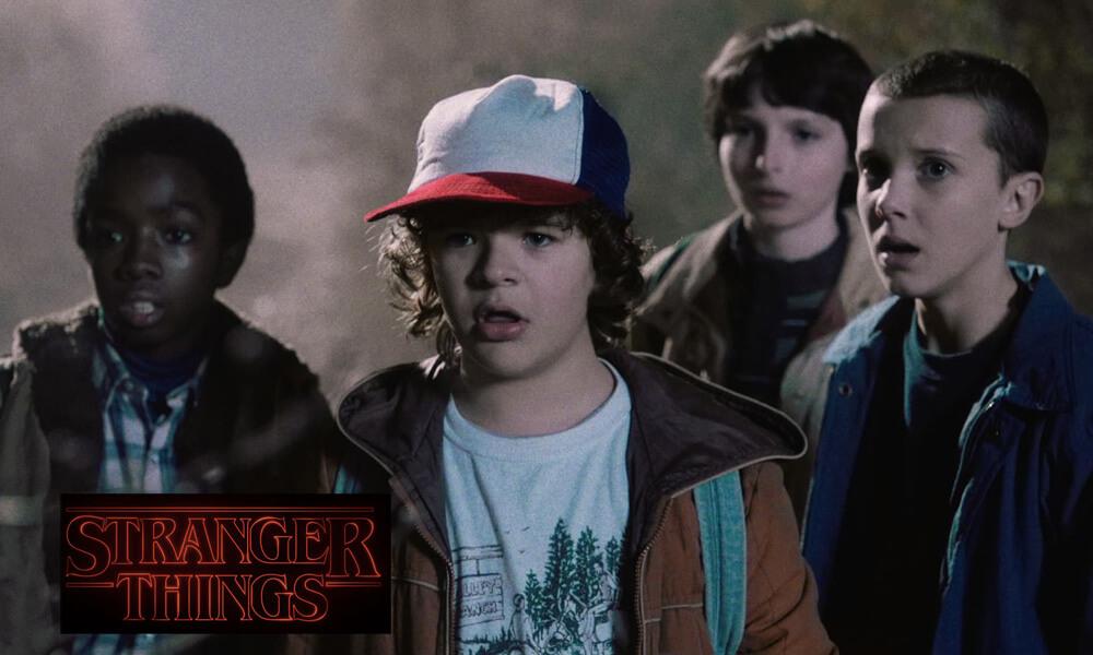 Stranger Things Serientipp