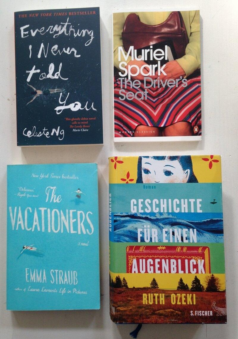 Bücher im Juli