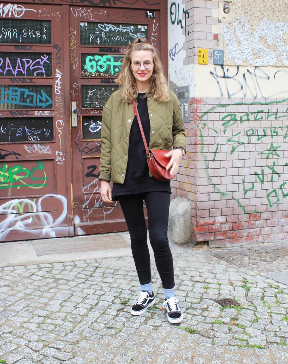 outfit ein bi chen herbst im sommer made of stil slow fashion vintage modeblog. Black Bedroom Furniture Sets. Home Design Ideas