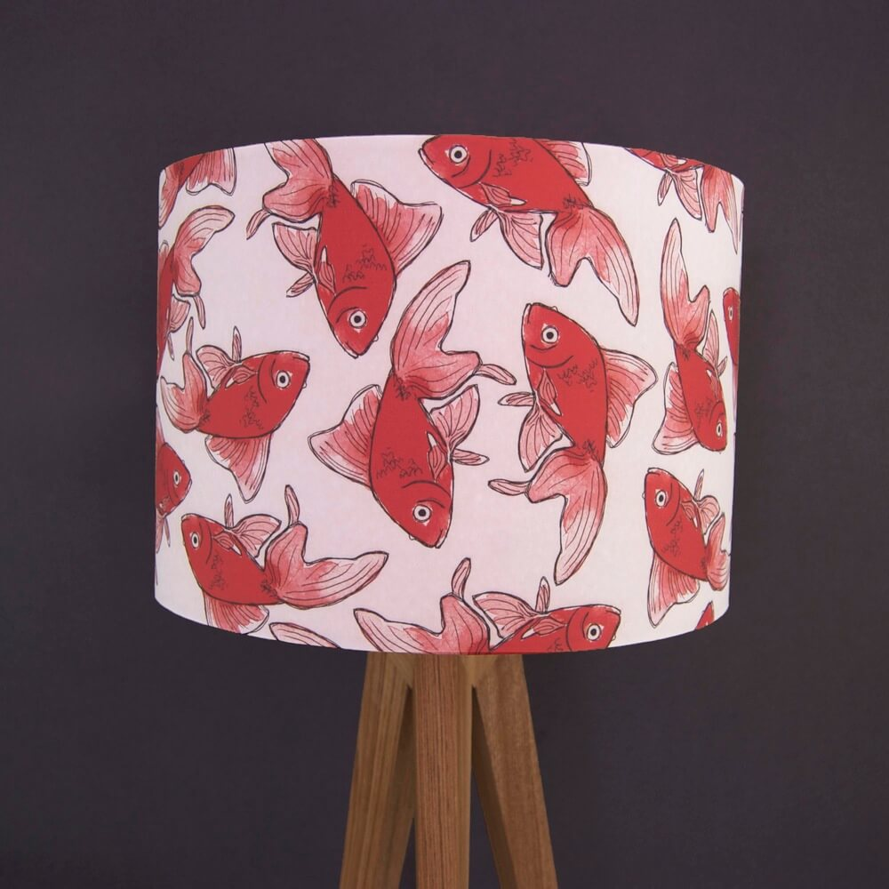 goldfisch lampe