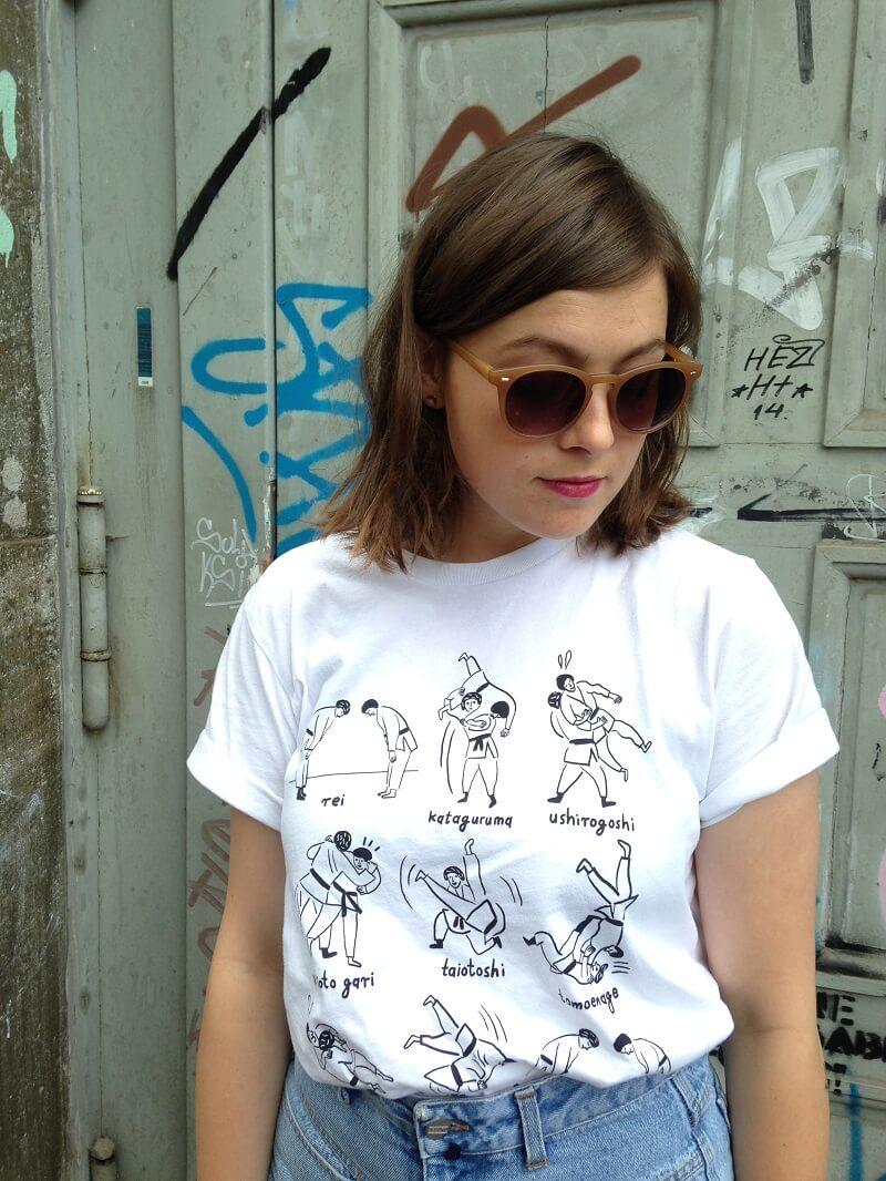 t-shirt von uniqlo