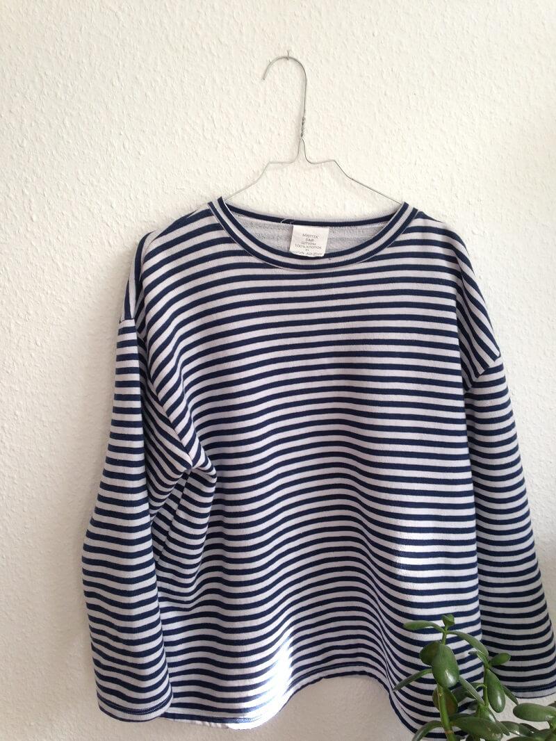 vintage ringel sweatshirt