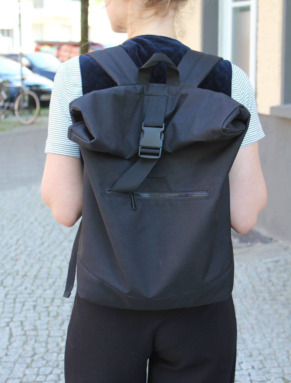 rucksack rolltop