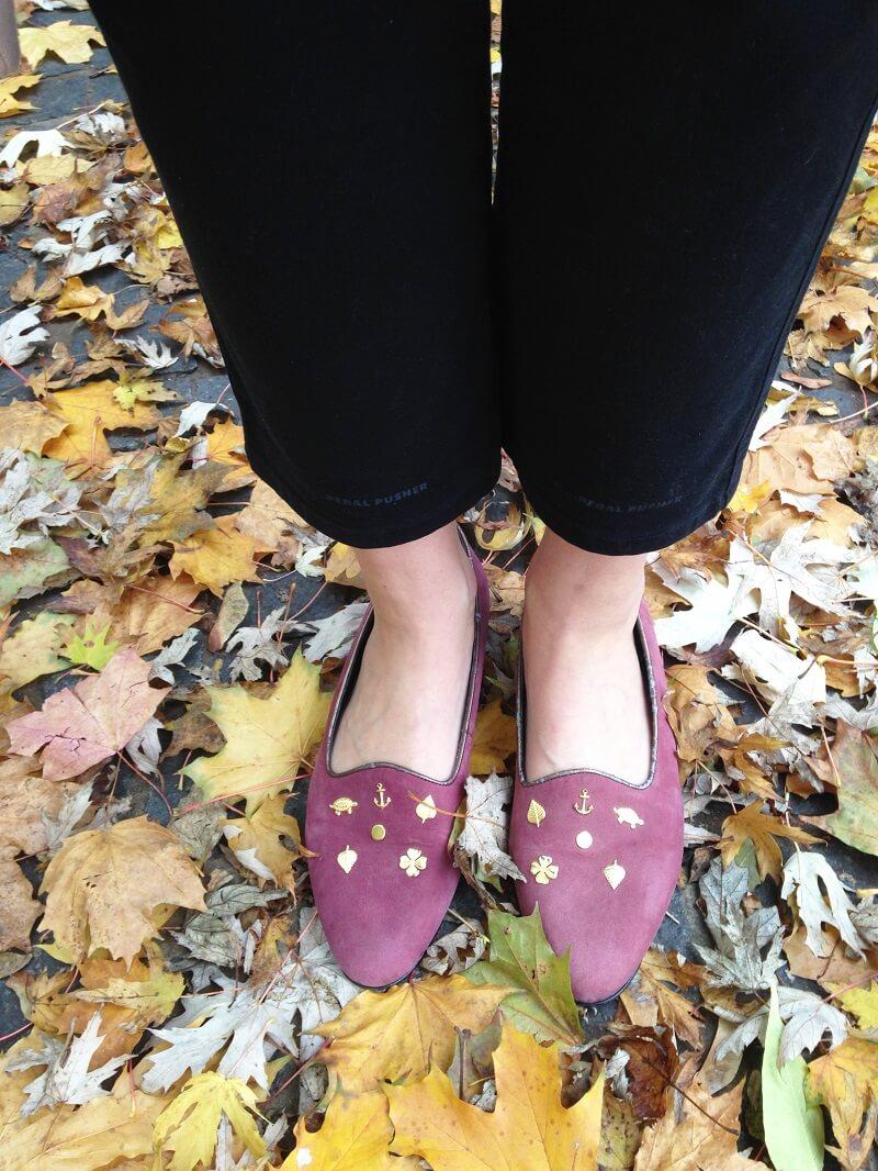 vintage slipper