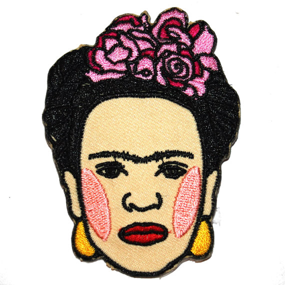 Frida Kahlo Patches