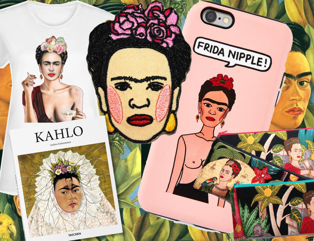 Frida Kahlo Accessoires