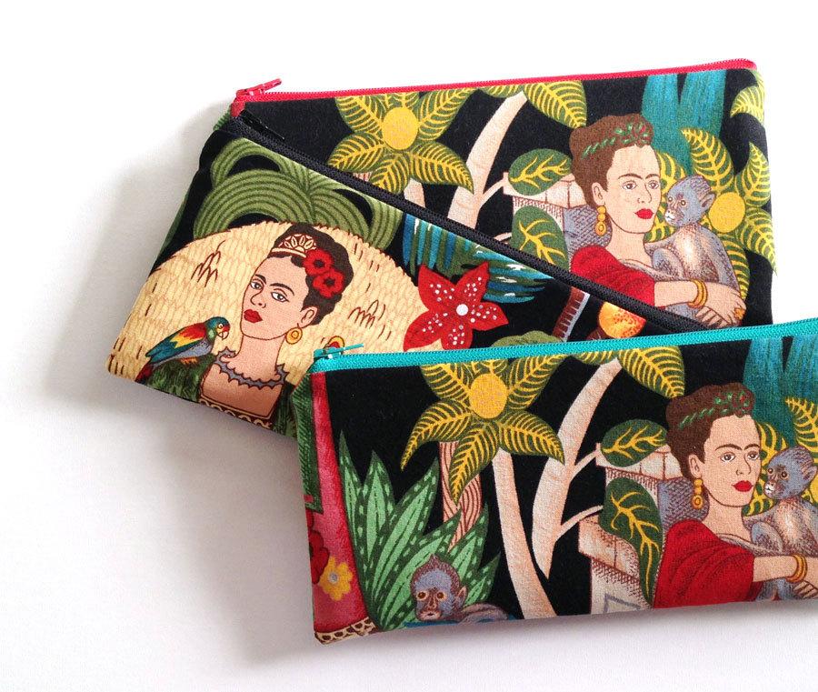 Frida Kahlo Etui