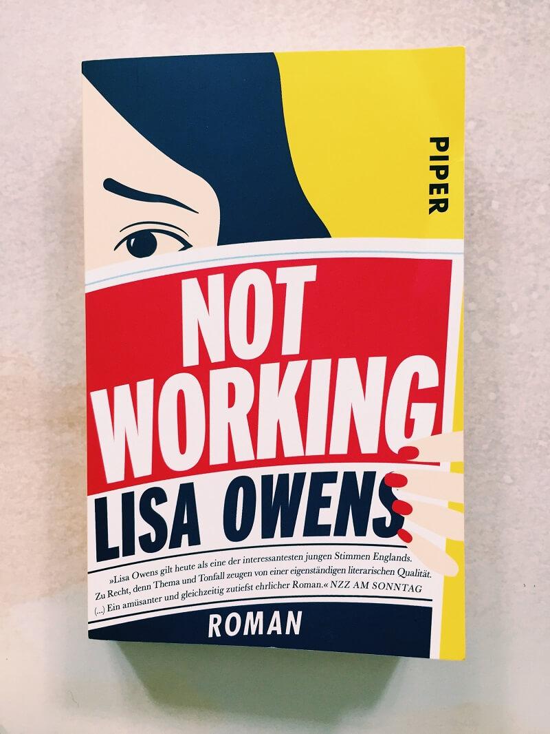 Not Working von Lisa Owens