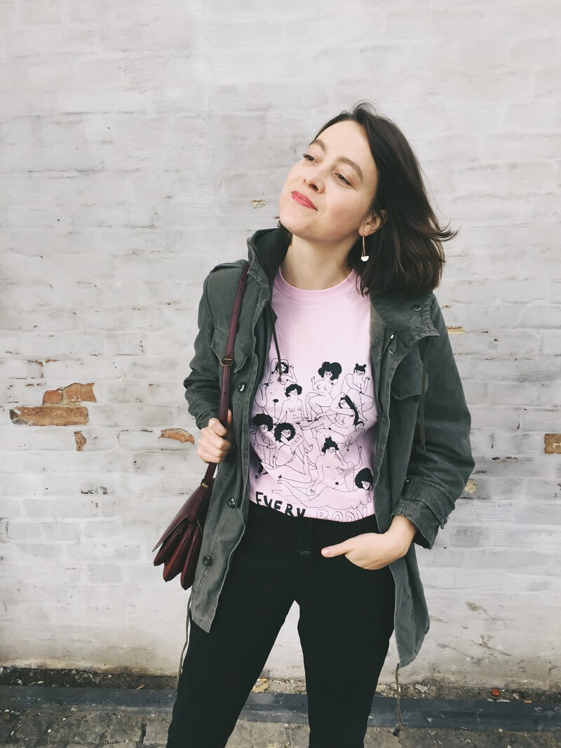 Slinga illustration Shirt