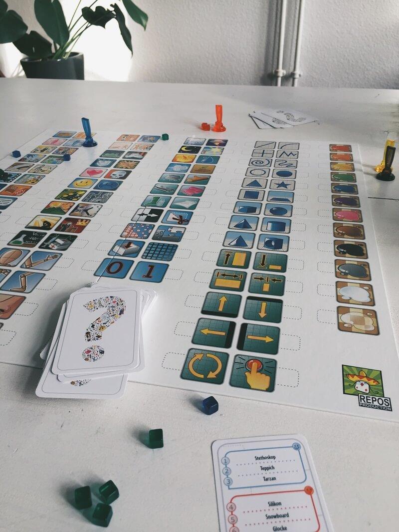 Concept: Auf in das Spielvergnügen mit Asmodee