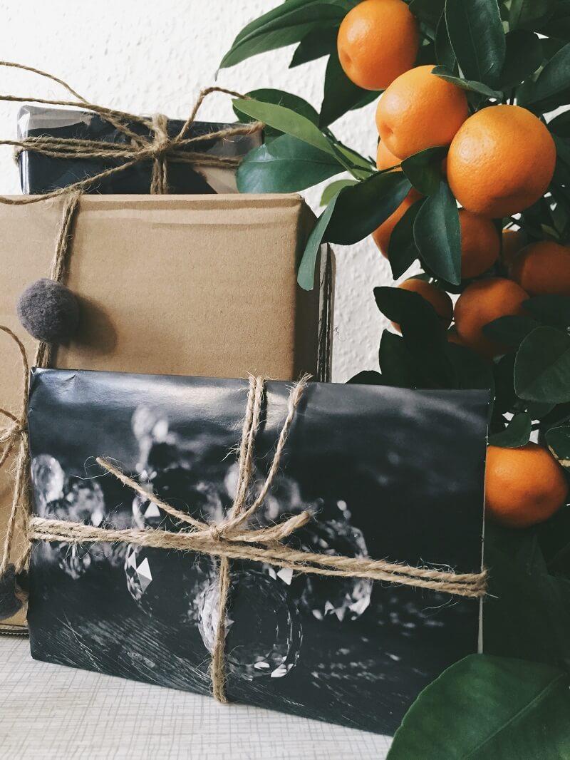 Zero Waste Geschenke verpacken