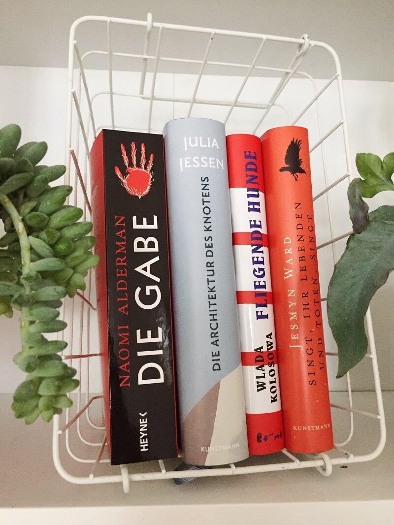 Literarische Neuerscheinungen im Februar und März