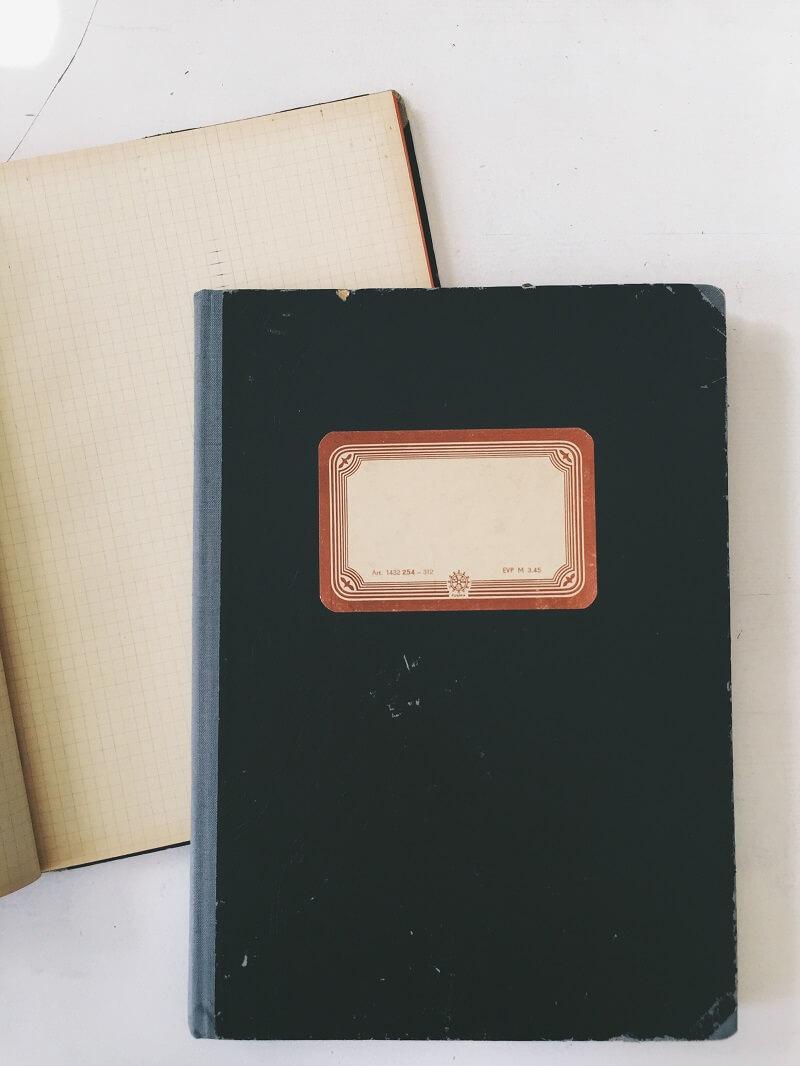 Vintage Schreibwaren