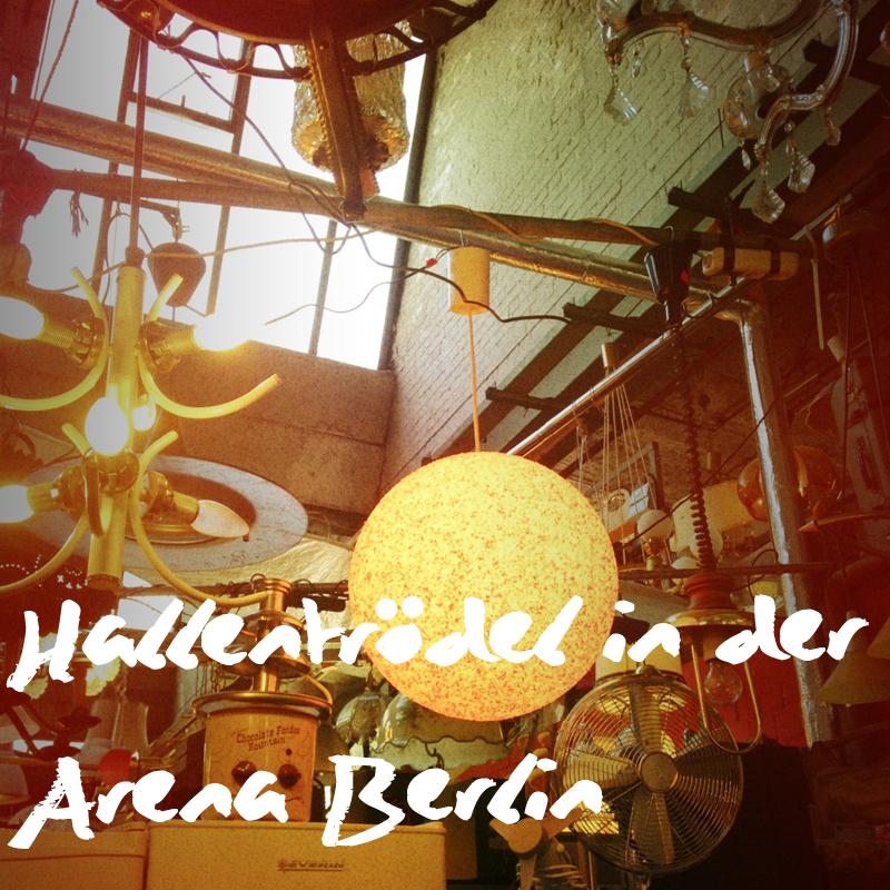 Hallentrödel Arena Berlin