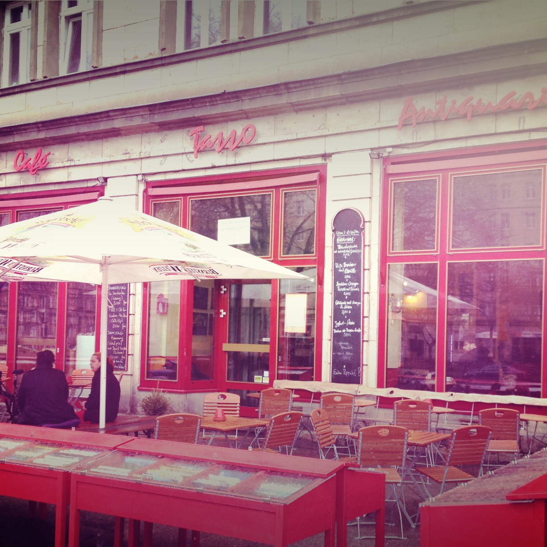 Café Tasso Frankfurter Allee