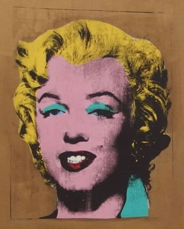 Marylin Monroe Moma