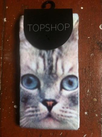 Topshop Katzen Socken